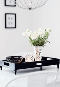 Chic Cabinet Tray