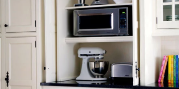 Ideas for Decluttering Your Countertops with Appliance Garages